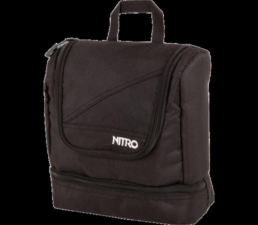 Geanta Nitro Travel Kit Neagra