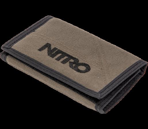 Portofel Nitro Wallet Smoke Maro