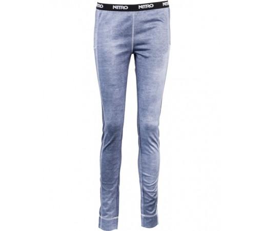 Pantaloni First Layer Nitro Long Johns W Albastri
