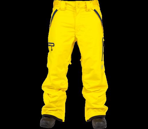Pantaloni Snowboard Nitro Brighton Galbeni