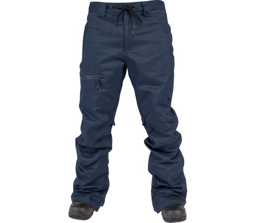 Pantaloni Snowboard Nitro Selkirk Albastri