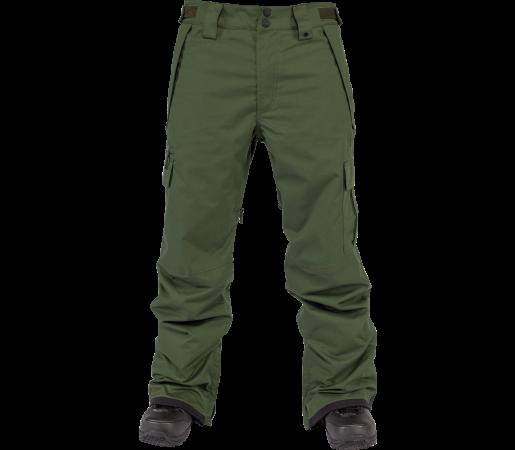 Pantaloni Snowboard Nitro Skeena Verzi
