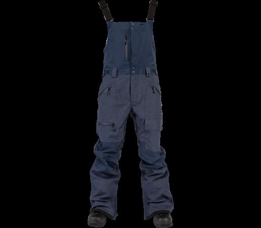 Pantaloni Snowboard Nitro Teton Albastri