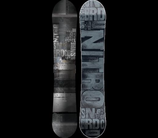 Placa Snowboard Nitro 38 Special 2016