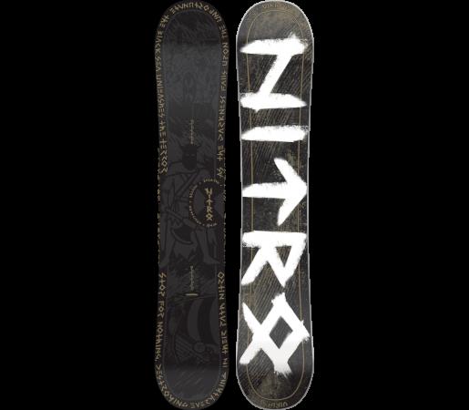 Placa Snowboard Nitro Viking On-Off 2016