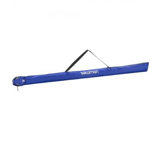 Geanta schi Salomon Nordic 1 Pair 215 Ski Pack Albastra