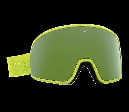 Ochelari schi si snowboard Electric Electrolite Nukus Light Green