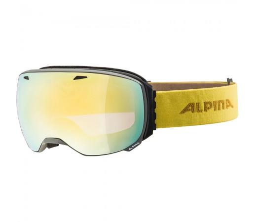 Ochelari Schi si Snowboard Alpina Big Horn HM grey curry/gold sapphire