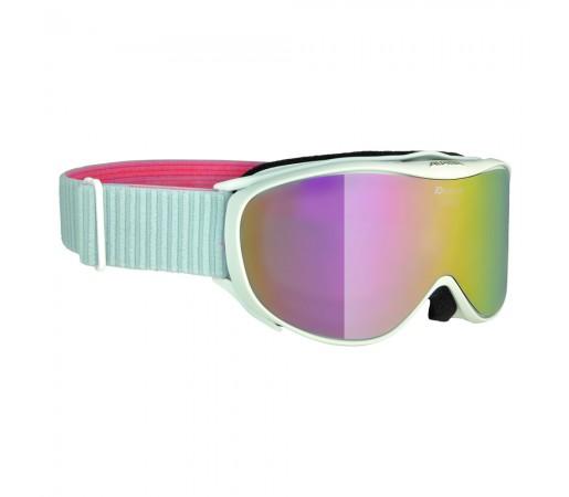 Ochelari Ski si Snowboard Alpina Challenge 2.0 White-Flamingo MM Pink