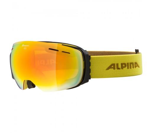 Ochelari Schi si Snowboard Alpina Granby HM curry/red sapphire