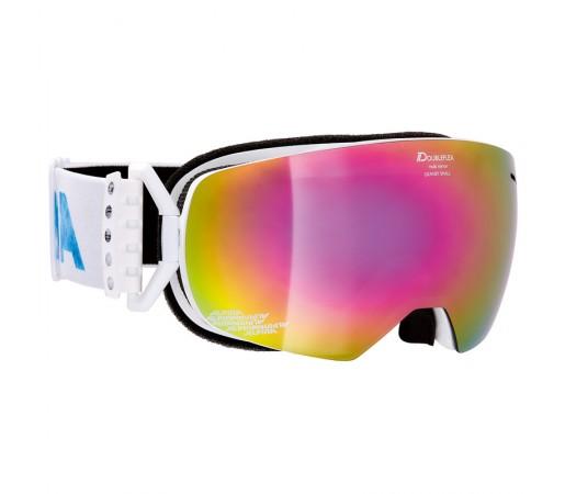 Ochelari Schi si Snowboard Alpina Granby S MM White/Periwinkle Storm