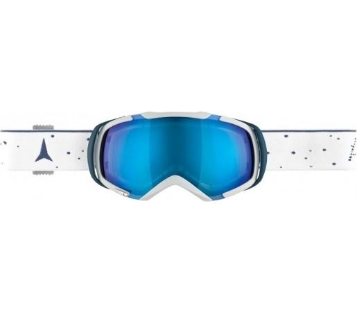 Ochelari de schi si snowboard Atomic Revel 2 S Albastru/ Alb