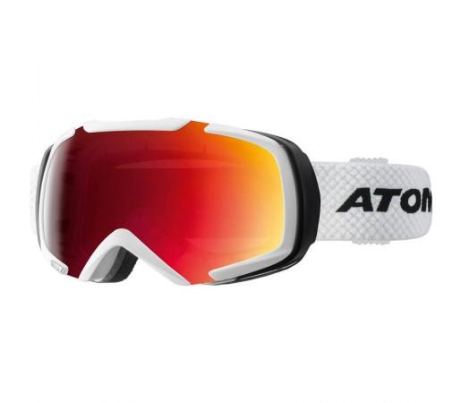 Ochelari Schi si Snowboard Atomic Revel S Racing Albi/Rosii