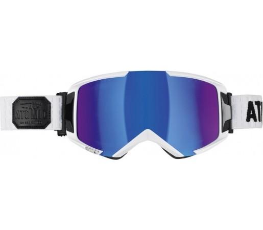 Ochelari de schi si snowboard Atomic Savor 3 M Alb/ Albastru
