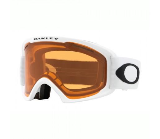 Oakley Ochelari Ski O Frame 2.0 Pro XL Matte White Persimmon Unisex Alb