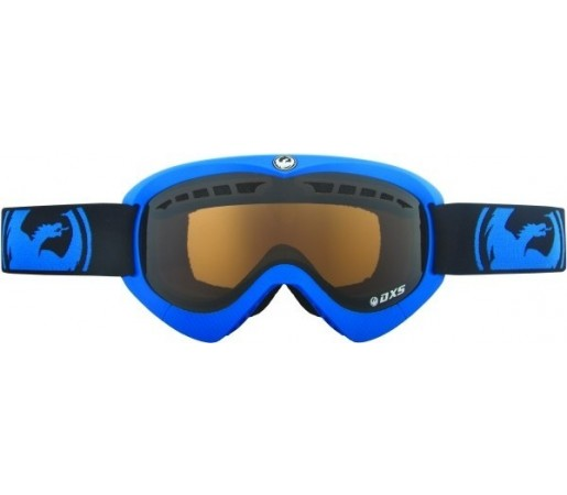 Ochelari Schi si Snowboard Dragon DXs Albastri / Jet