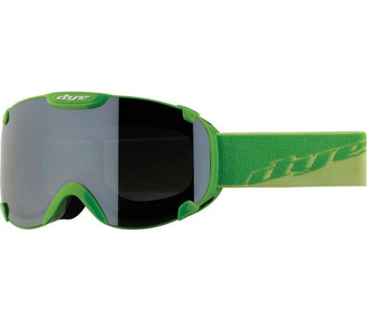 Ochelari Ski si Snowboard Dye T1 Youth Green