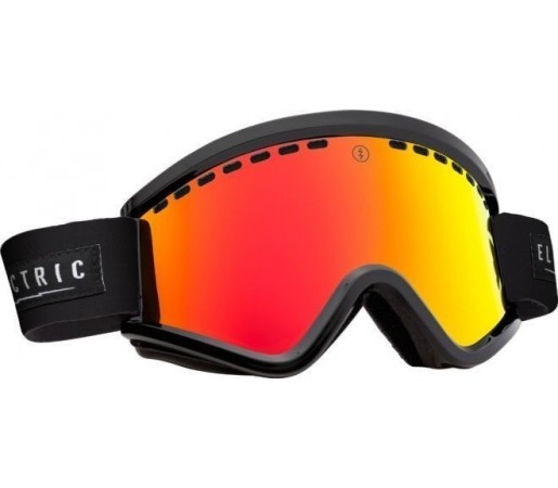 Ochelari Ski ELECTRIC EGV Gloss Black Bronze/Red Chrome