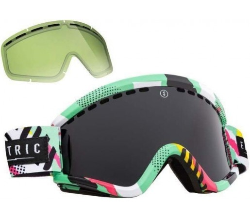 Ochelari Ski ELECTRIC EGV New Wave Jet Black
