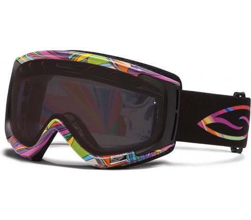 Ochelari Schi si Snowboard Smith Phase Facemelter / Black