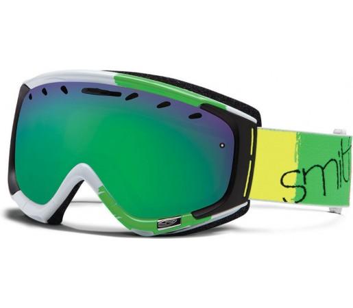 Ochelari Schi si Snowboadr Smith Phase Neon Blitz/ Green Sol-X