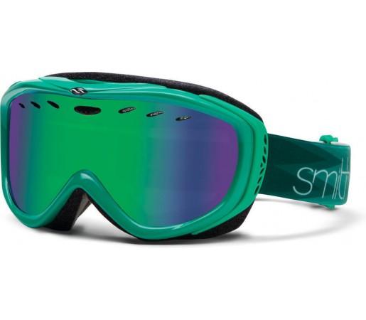 Ochelari Schi si Snowboard Smith Cadence Omega/ Green Sol-X