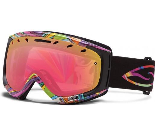 Ochelari Schi si Snowboard Smith Phase Facemelter / Red Sensor