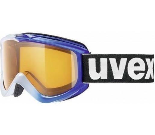 Ochelari Schi si Snowboard Uvex FX Race Blue- White