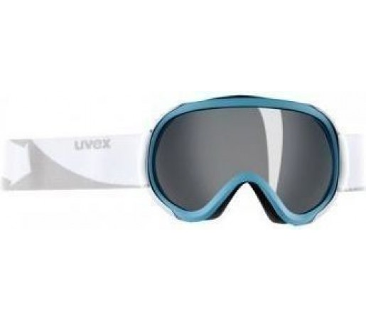 Ochelari Schi si Snowboard Uvex GGL 7 Pure White- Blue
