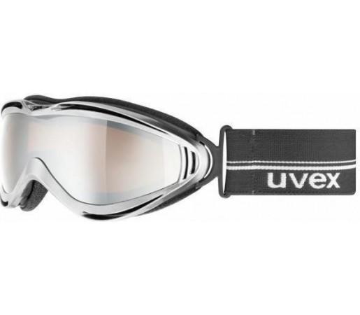 Ochelari Schi si Snowboard Uvex Supersonic Pro II Silver