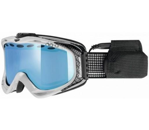 Ochelari Schi si Snowboard Uvex Uvision Electric White