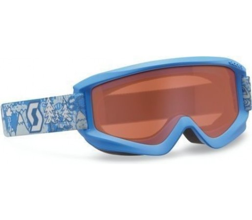 Ochelari Scott Agent SGL Blue/Amplifier