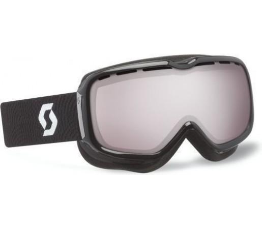 Ochelari Scott Aura Black/Silver chrome
