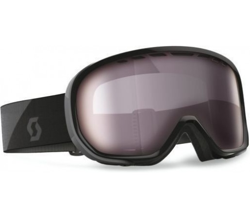 Ochelari Scott Avie Black/Silver chrome