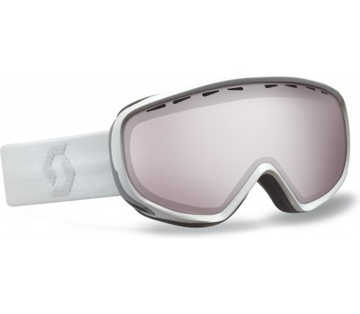 Ochelari Scott Dana White/Silver chrome