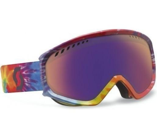 Ochelari Scott Faze Tiedye multicolor/Purple chrome