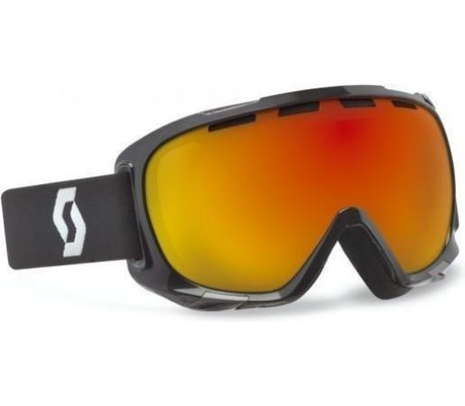 Ochelari Scott Fix Black/Red chrome