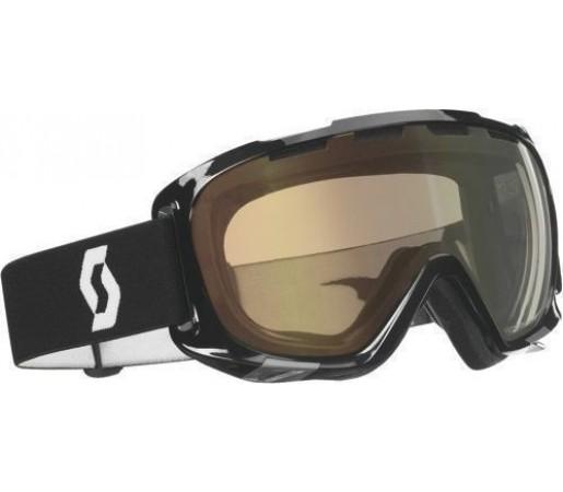 Ochelari Scott Fix Black/Sensitive bronze