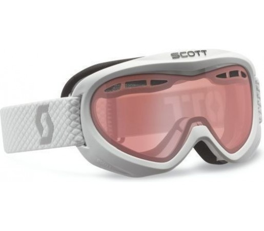 Ochelari Scott Icon OTG White/Amplifier