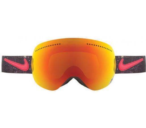 Ochelari Ski DRAGON APX Nike Grunge Collab Red Ionized / Yellow-BlueIonized