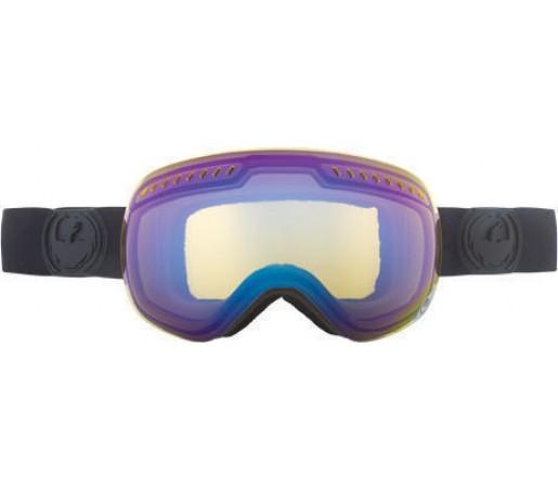 Ochelari Ski DRAGON APXS KnightRider Yellow Blue Ionized / Rose & Eclipse