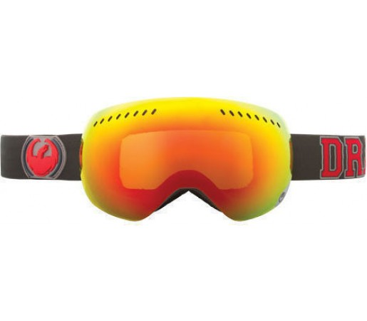 Ochelari Ski DRAGON APXS Team Spirit Red Ionized / Yellow-BlueIonized