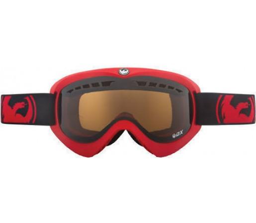 Ochelari Ski DRAGON DX Pop Red  Jet