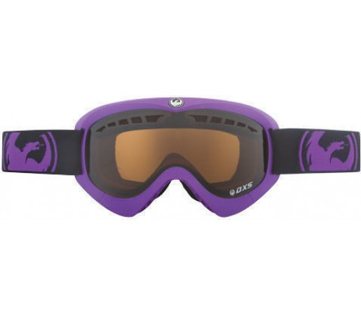 Ochelari Ski DRAGON DXS Pop Purple Jet