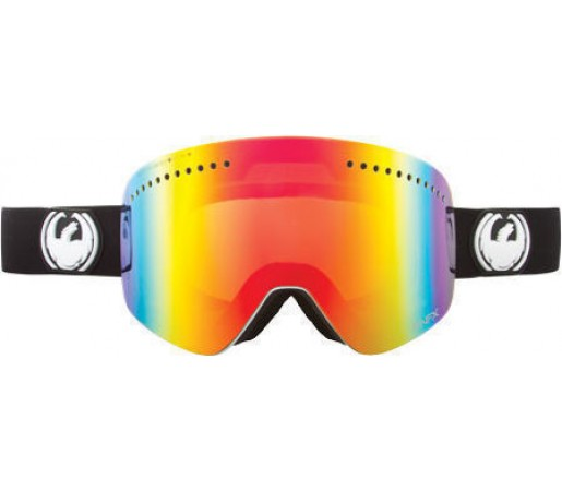 Ochelari Ski DRAGON NFX Coal Red Ionized