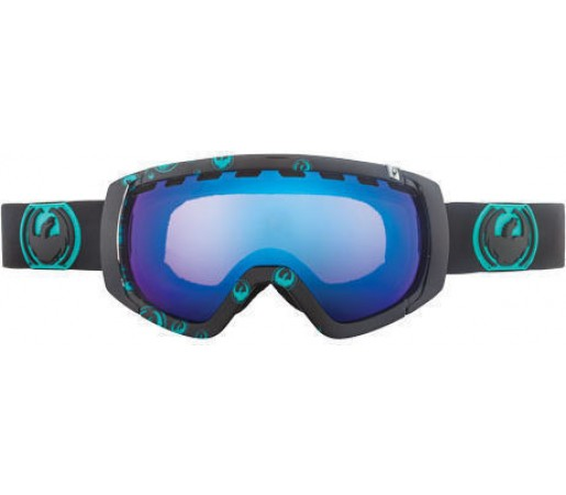 Ochelari Ski DRAGON ROGUE Icon Teal Blue Steel