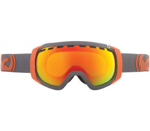 Ochelari Ski DRAGON ROGUE Pop Orange Red Ionized