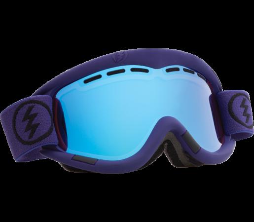 Ochelari Ski ELECTRIC EG1 Dark Night Bronze/Blue Chrome