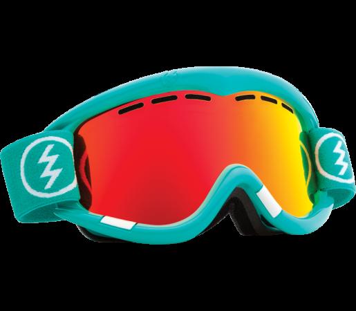 Ochelari Ski ELECTRIC EG1 The Real Teal Bronze/Red Chrome