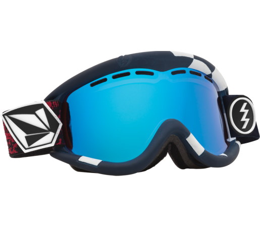 Ochelari Ski ELECTRIC EG1 V. Co-Lab Bronze/Blue Chrome